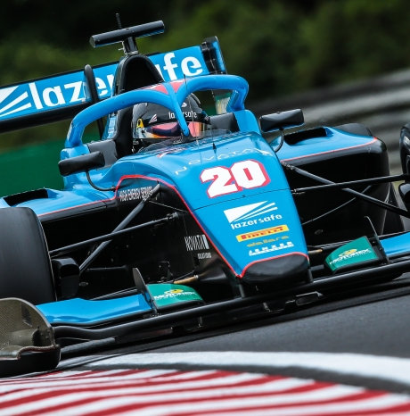 P5 in Qualifying at Hungary